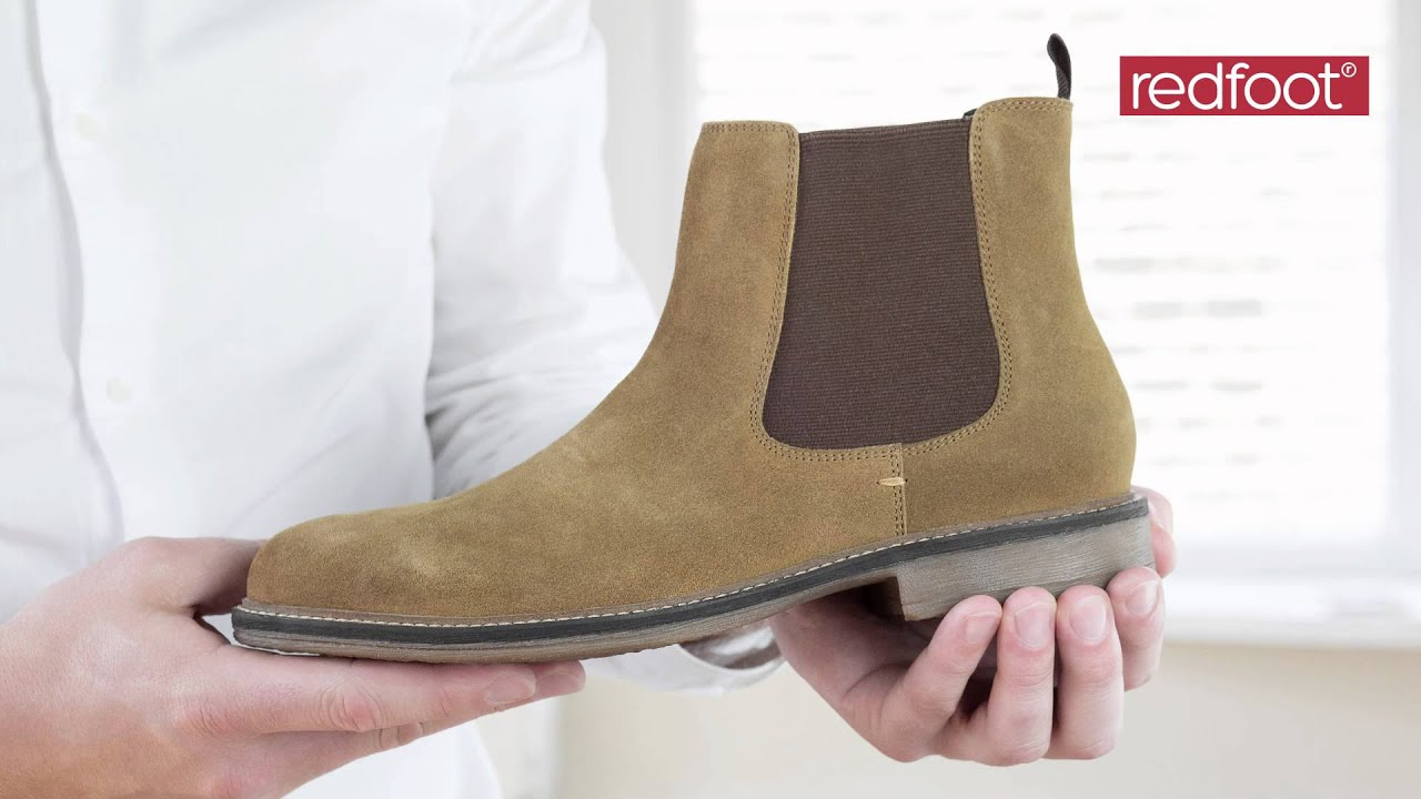 Redfoot Shoes Chelsea Boots