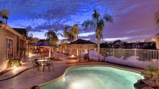 Pinelake Estates Lakefront Home Chandler AZ Sold by the Amy Jones Group