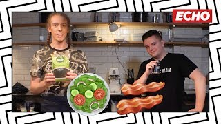 Veganer vs. kødelsker