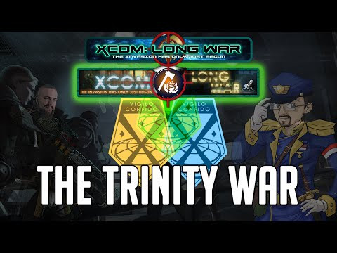 XCOM Long War - Trinity War Episode 87 - Cover, What is it good for?