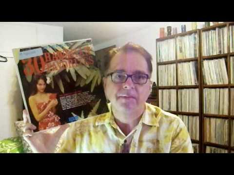 #67 Hawaiian Vinyl: Hawaiian Hula Boys, Hawaiian Paradise Band, etc.