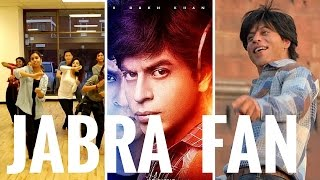 Jabra Song (Fan Anthem) Shah Rukh Khan || Bollywood || Fusion Beats Dance