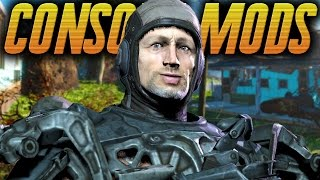 Fallout 4 PS4 Mods - 5 BEST Mods To Download Right Now #3 (Console Mods)
