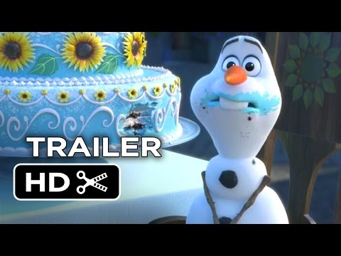 Frozen Fever Official Trailer #1 (2015) - Disney Animated Short Film HD