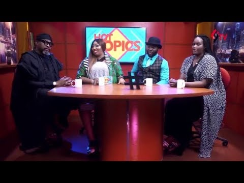 Timaya was once a sex slave, Akpororo's wife attacked by Nigerian DJ + more on ep 18 of Hot Topics