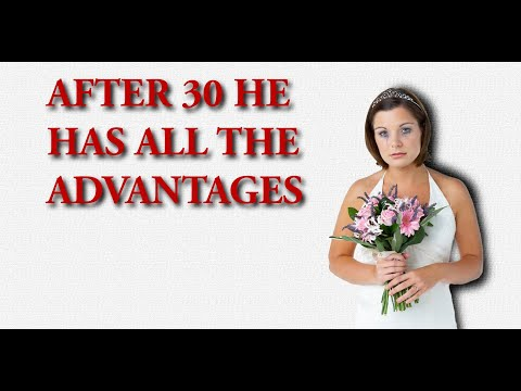 In The Dating And Marriage Scene, The Advantage Changes As We Age And Guys Eventually Pull Ahead.