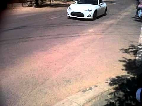 Toyota 86 spotted in Lephalale