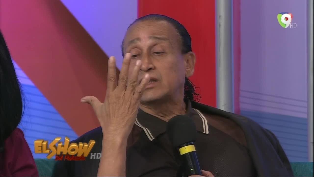 Entrevista al actor Dominicano Juan Fernández en El Gizzo de El Show del Mediodía