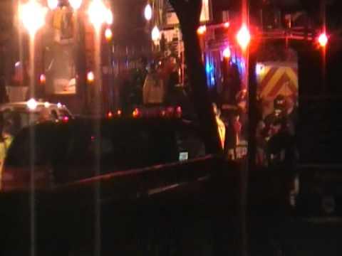 3rd Alarm Hazmat Fire Back Bay Boston, MA 6