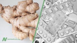 Je zázvor prospěšným doplňkem diabetické stravy?