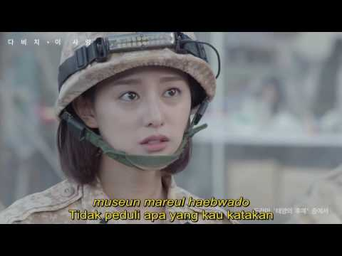 Davichi - This Love  ( OST Descendant of The Sun ) Lirik + Indonesia subtitle