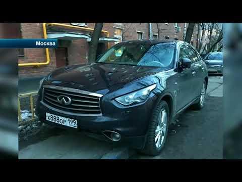 Следователи не поверили в мотивы, предложенные подозреваемым в убийстве водителя в центре Москвы