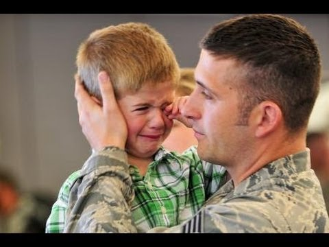 Most Emotionl Soldiers Coming Home...