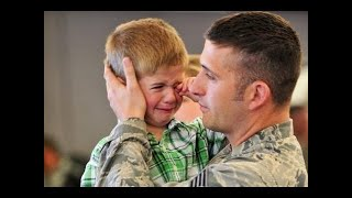 Military Dads Returning Home