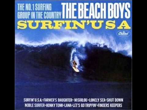 Noble Surfer - The Beach Boys