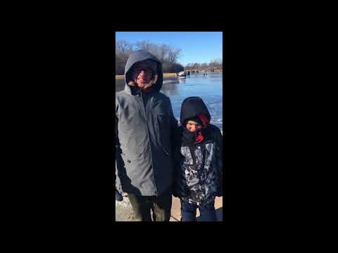 Forest Preserve District of DuPage County Hosts Hard Water Classic Ice Fishing Tournament