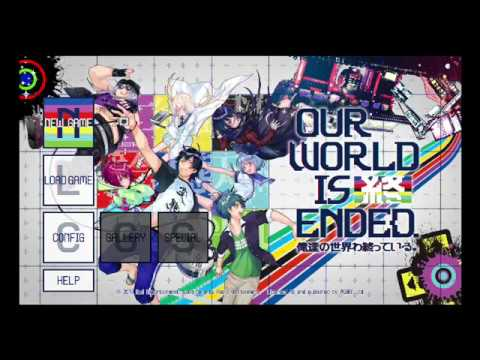 World is Ended Gameplay |