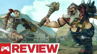 Hand of Fate 2 Review (Video Game Video Review)