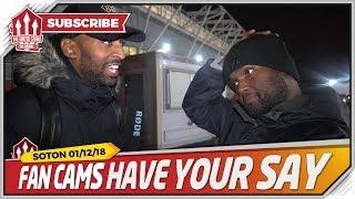REFUND Me MOURINHO! Southampton 2-2 Manchester United fancam