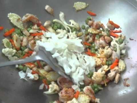 Makanan Oriental China