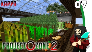 [Minecraft] Project Ozone 2 Reloaded Kappa mode #07 - Agricraft et creosote
