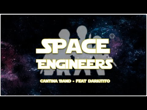 [10 HORAS] - Space Engineers - Cantina Band feat Darkitito
