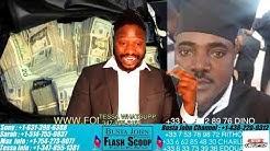 scoop pote kod Herold Nicolas Chef Comtable Faes Arrete Haiti Corruption jis la zo et mana Baro