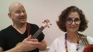 MUJ: Second Hand Rose - Fanny Brice (ukulele tutorial)