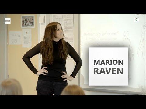 Marion Raven har sex-undervisning for 10.klasse - Senkveld med Thomas og Harald