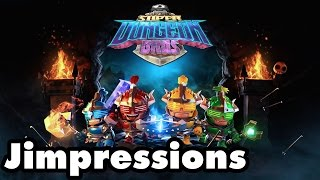 SUPER DUNGEON BROS. - Hack n