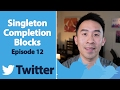 Swift 3 Twitter How to Implement Singleton and Completion Blocks Ep 12