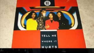 Tell Me Where It Hurts ( CLUB MIX ) - TRY NB ( 1992 )