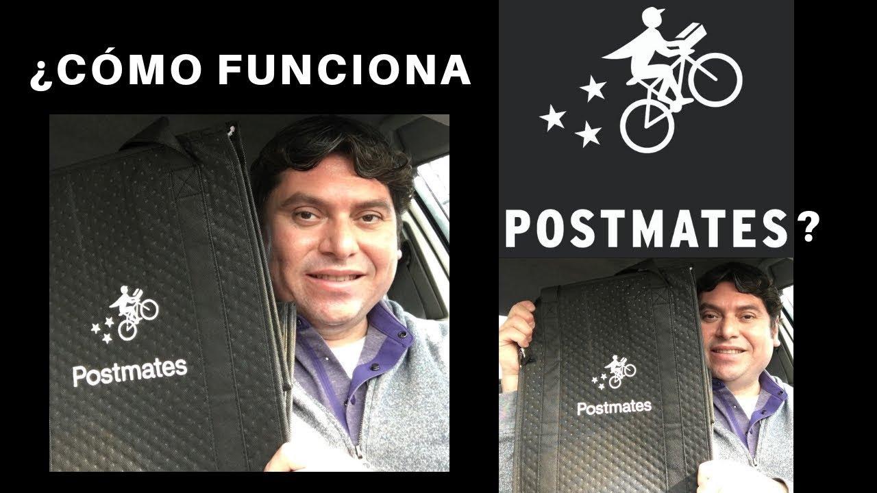 ¿Cómo Funciona Postmates? | Celio Mancías