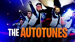 TIM & THE AUTOTUNES! (ft. DrLupo, Actionjaxon & Trevor May) | Fortnite Battle Royale Highlights #182