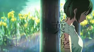 新海誠 movie themes mix   言の葉の庭   OST music for study/work