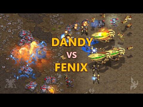 Starcraft Remastered Dandy vs Fenix 2020 (muchos lo pedían) (4k)