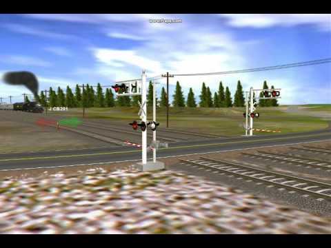 Trainz NKP 587 old