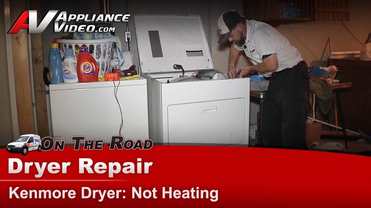 Kenmore Dryer Repair