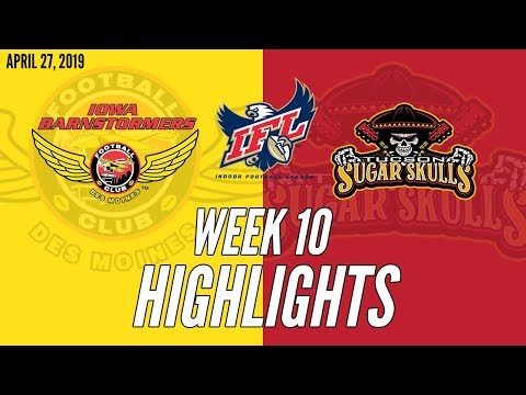 Week 10 Highlights: Iowa at Tucson
