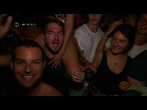Tomorrowland2017- If I told you that I love you- Steve Aoki (feat. Wale) Live