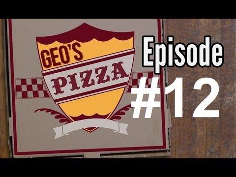 """Geo's Pizza Episode 12 """"Amir Azarian"""""""