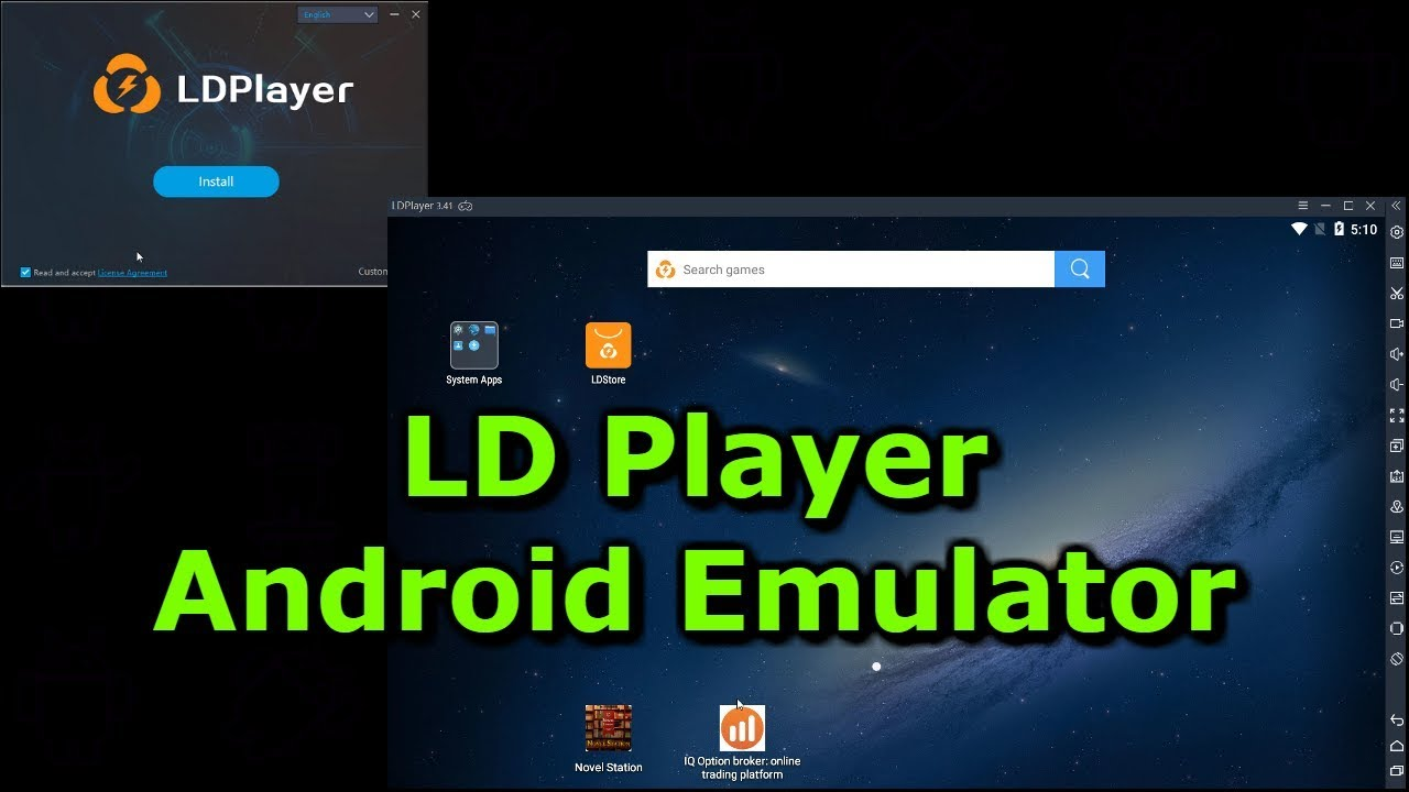 LD Player 3 41 Android Emulator for Windows 10 Laptops and Desktop  Installation Guide