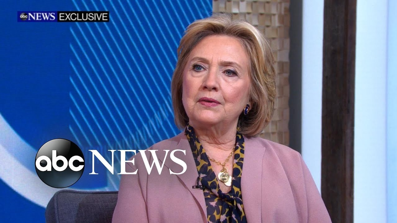 Clinton talks 2016 campaign, her advice to 2020 candidates l ABC News