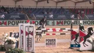 Lynch, Denis Und Double O Seven Csi5* Two Phases 145cm Vienna Masters 2014...