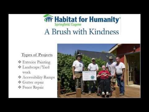 Habitat for Humanity Orientation