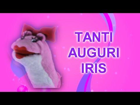 Tanti Auguri Iris