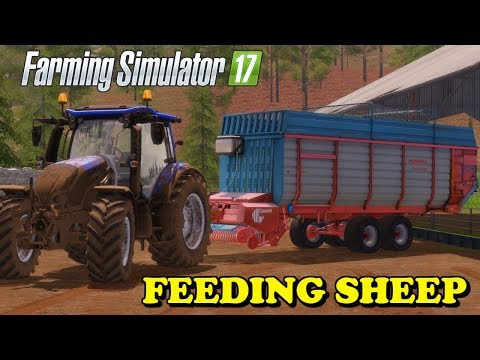 Farming Simulator 17 | The Abandoned Forest | Timelapse | Episode 17 | FEEDING SHEEP thumbnail