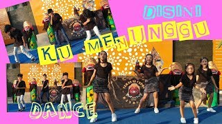 Download lagu Dance DiSINI Ku Menunggu | CR | Koreo t'Deva  | by Fie'be dance
