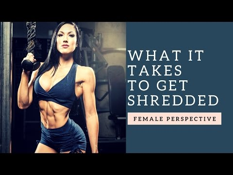 getting-shredded-what-to-expect- -female