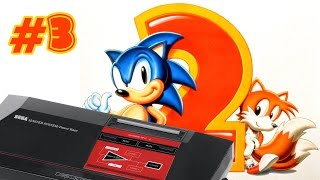 #3 SMS: Sonic the Hedgehog 2 - Legacy